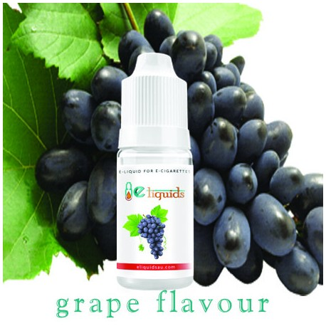 Grape Eliquid with nicotine
