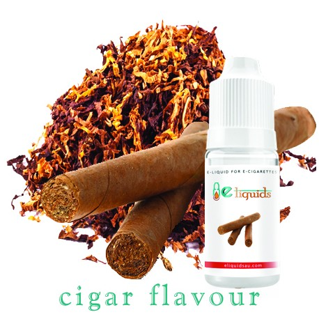 Cigar Tobacco E Liquid