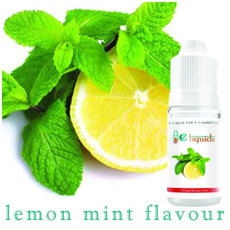 Lemon Mint E-liquid