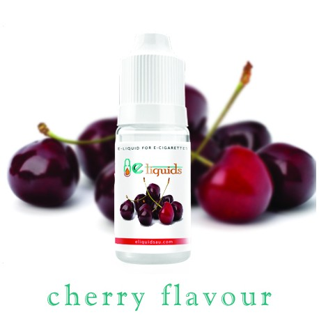 Cherry E-juice with nicotine